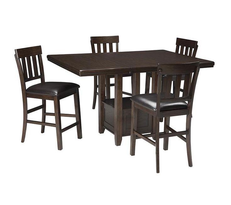 HADDIGAN II 5PC TABLE SET | WorldWide Furniture