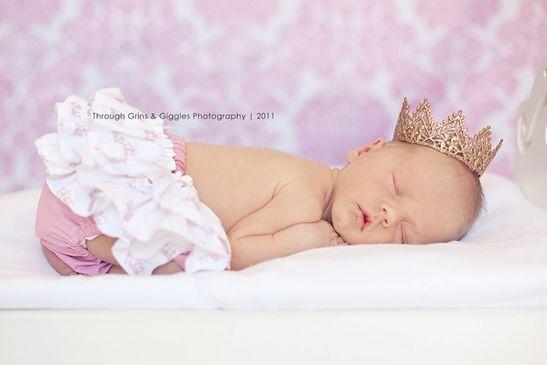 accessoires bebe - couronne - 3