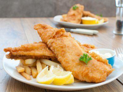 Receta de Cómo empanizar pescado como de restaurante