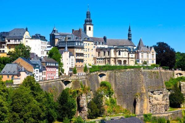 regolazione bitcoin del lussemburgo