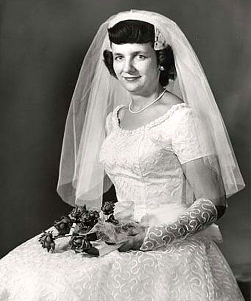 1950s Wedding: 17 Best Images About 1950's Wedding Inspiration On