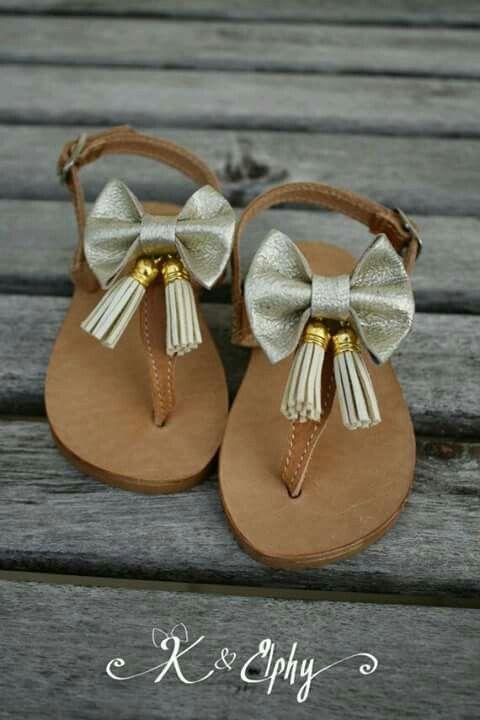 Hermosa sandalia para la reina de casa
