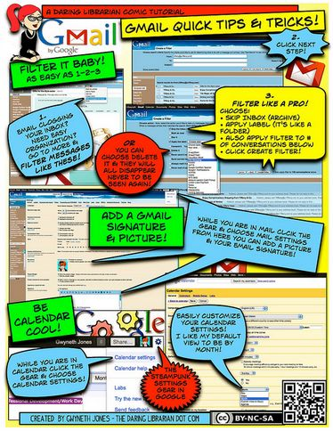 4 Great Ed Tech Comic Tutorials. #TCH640