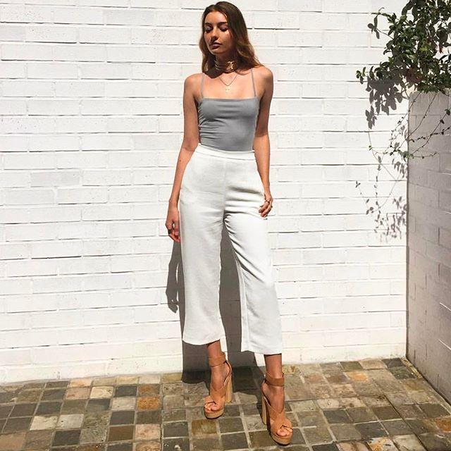 blair bodysuit - Kookai Australia