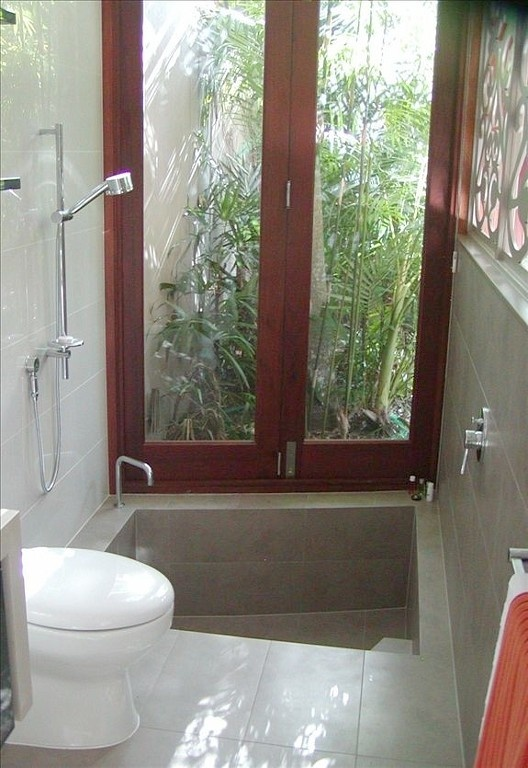 Ensuite Sunken Shower Bath Lower Level Master Suite Bathroom Pinterest Bath Granny Flat