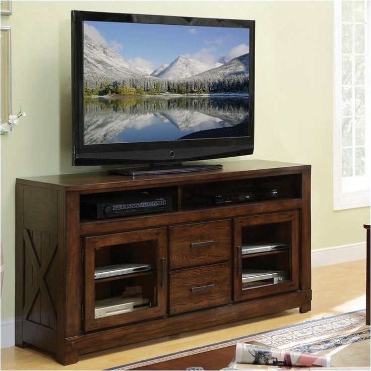 Bowery Hill TV Console in Sagamore Burnished Ash - BH-433225