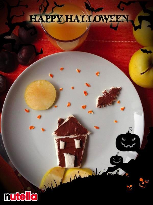 #halloween #Nutella
