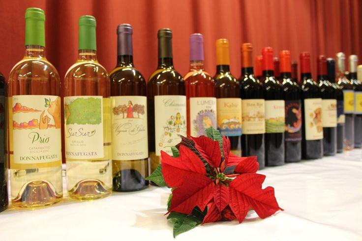 Les Vins de Sicile ☀️  #donnafugata