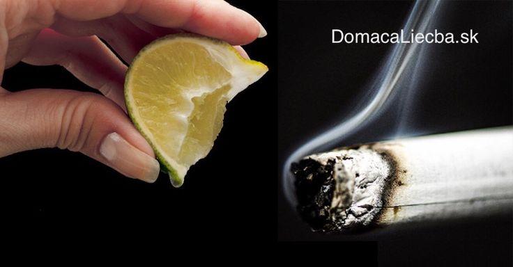 8 prírodných spôsobov, ako potlačiť chuť na cigaretu pre ľudí, ktorí chcú prestať fajčiť