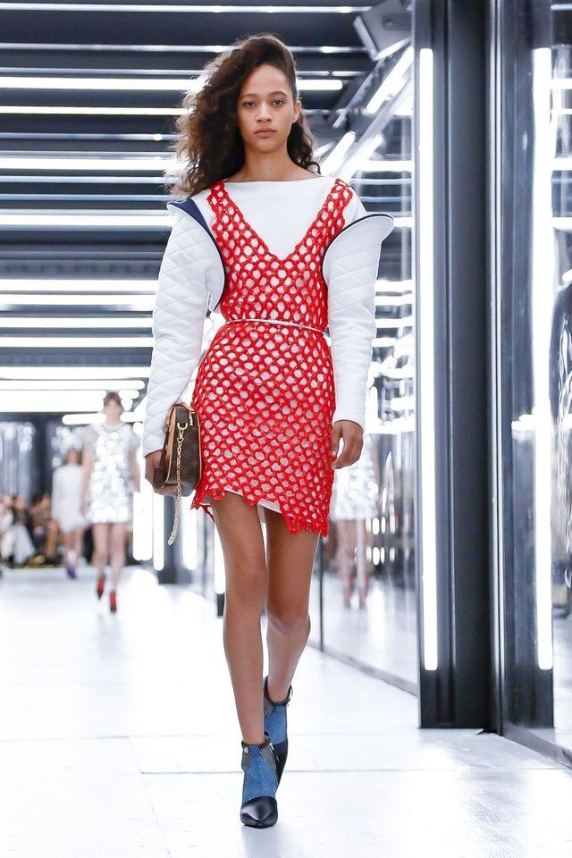 Louis Vuitton Spring Summer 2019 Fashion Show At Paris Fashion Week