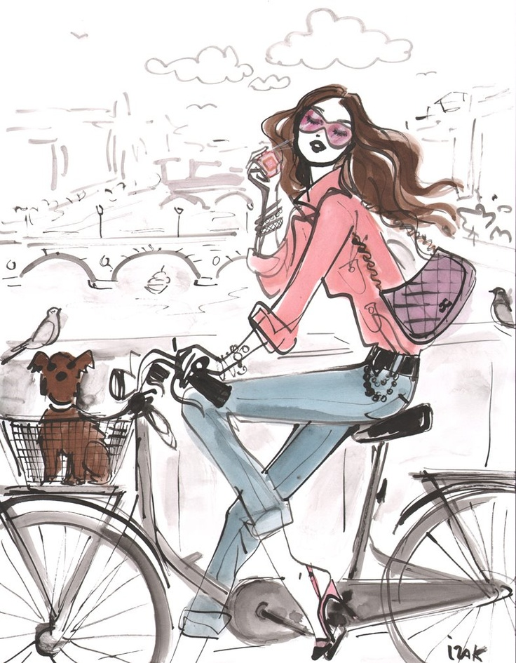 by Izak Zenou | illustration