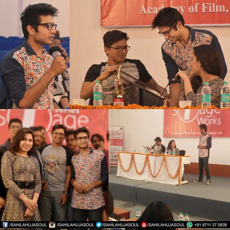 session and tips by Shaan and Tulsi kumar