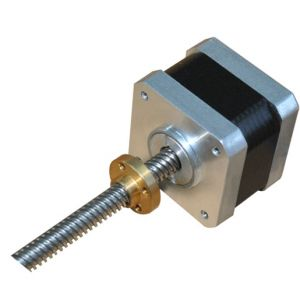 HB hybrid stepping motor (2 Phase 42HS)  Step angle Accuracy:±5% Inductance Accuracy:±20% Quick installation with tapTemoerature Rise:80(rated current)  Technique parameter: Step angle Accuracy:±5% (fullstep ,no load) Resistance Accuracy:±10% Inductance Accuracy:±20%Temoerature Rise:80℃.(rated current,2 phase on) Ambient Temperature:-40℃~+50℃ Insulation Resistance:100MΩ Min. ,500VDC Dielectric Resistance:600VAC , 1s , 3mA Shaft Radial Play:0.06mmMax (450g-load) http://www.haisheng-motor.com
