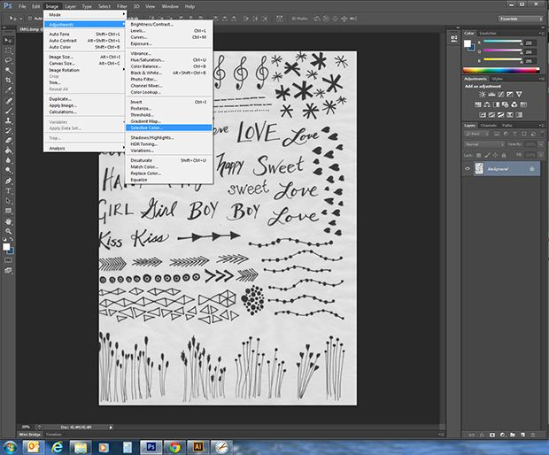 Turn Your Sketches & Doodles Into Vector Art – Tutorial