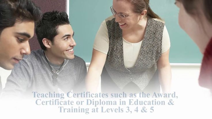 Accredited Train the Trainer Courses available for many health and safety as well as healthcare awards.