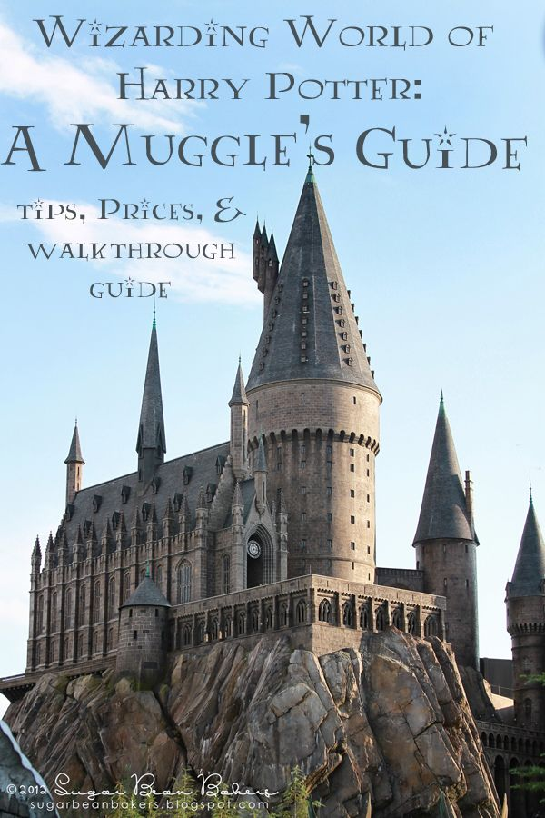 A Holiday at Hogsmeade    {Wizarding World of Harry Potter: A Muggle's Guide- Tips, Prices,  Walkthrough Guide }    #HarryPotter #WizardingWorld
