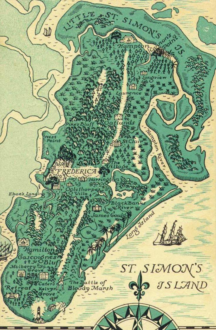 St simons island singles