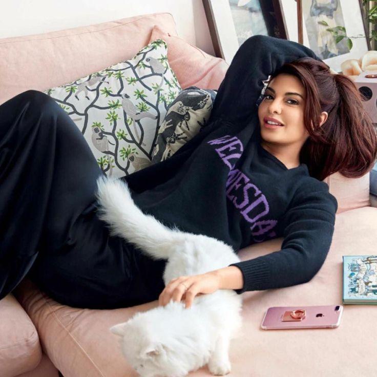 Jacqueline Fernandez for Vogue India 2017 photoshoot