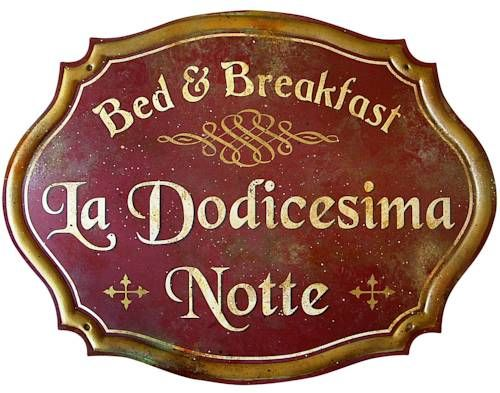 Bed & Breakfast La dodicesima Notte Viggiano Bed & Breakfast La dodicesima Notte is located in a peaceful area in Viggiano centre. It offers classic-style rooms with mountain views. WiFi is free throughout.  All the rooms come with a flat-screen TV and a balcony.