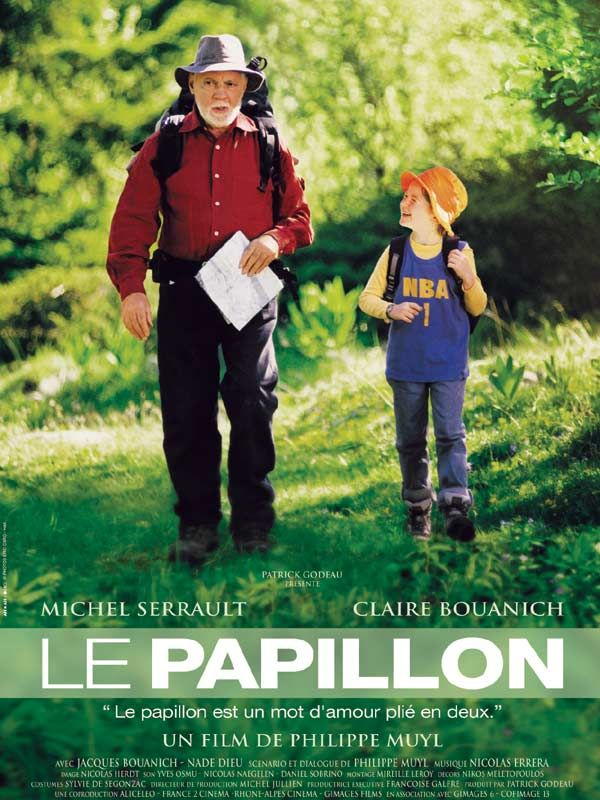 Le Papillon - Philippe Muyl (2002)