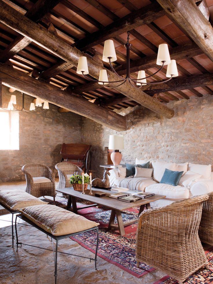 Hotel con encanto en Castelladral, en plena naturaleza