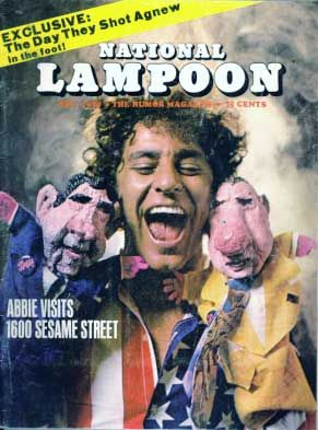National Lampoon Magazine  # 7 - October 1970 pdf Back Issues Collection  Archives Download DVD Ebay Amazon
