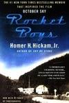 Rocket Boys. Homer Hickam of McDowell County.
