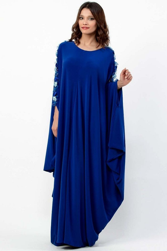 Stylish Party Wear Formal Abaya Collection 2016-2017 | BestStylo.com