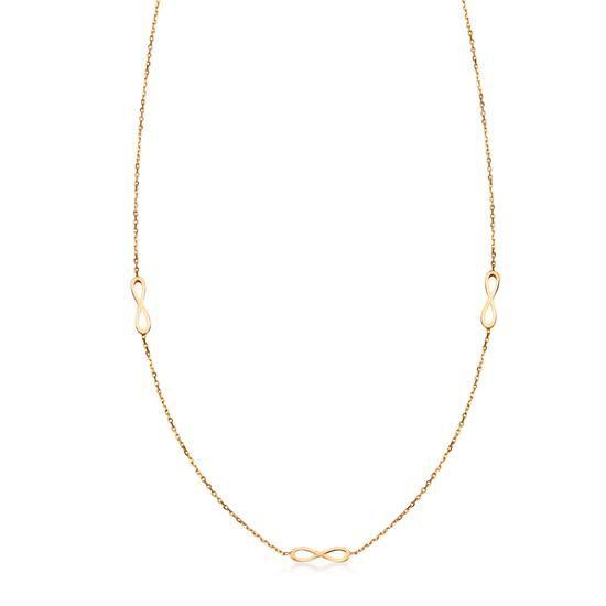 Sempre - złoty naszyjnik