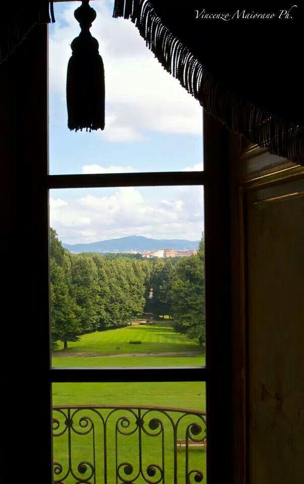 dal Castello della Mandria, foto di Vincenzo Maiorano