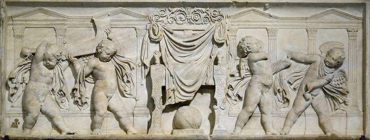 Throne of Saturn Louvre