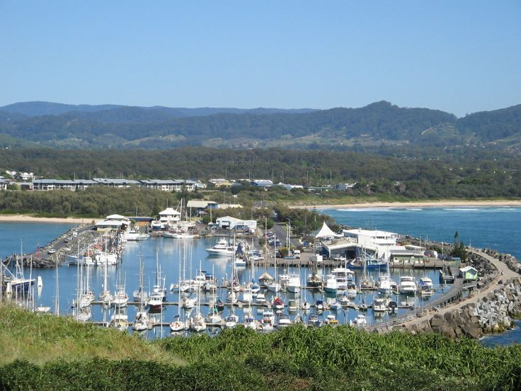 this is the look out at Mutton Bird Island in Coffs Harbour N.S.W