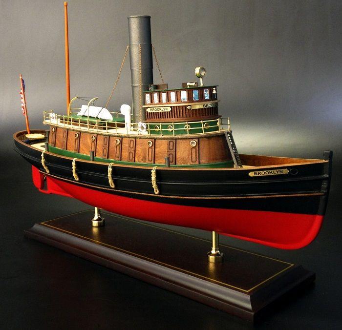 Brooklyn tug boat 1918 sailing and boats pinterest for Brooklyn fishing boat