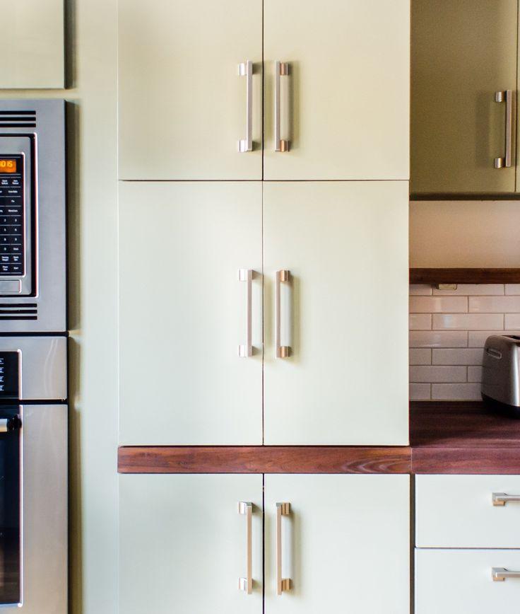 A Genius Hidden Coffee Station — Kitchen Tour
