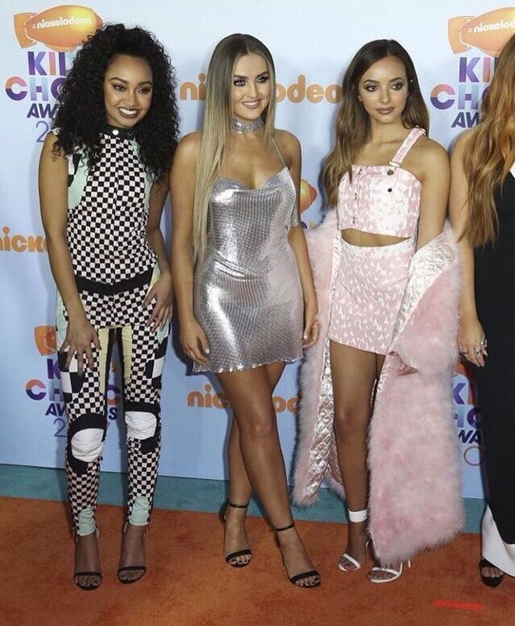 Little Mix at the Kid's Choice Awards 2017