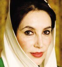 Una nave in porto è al sicuro ma non è per questo che le navi sono state costruite. (Benazir Bhutto)