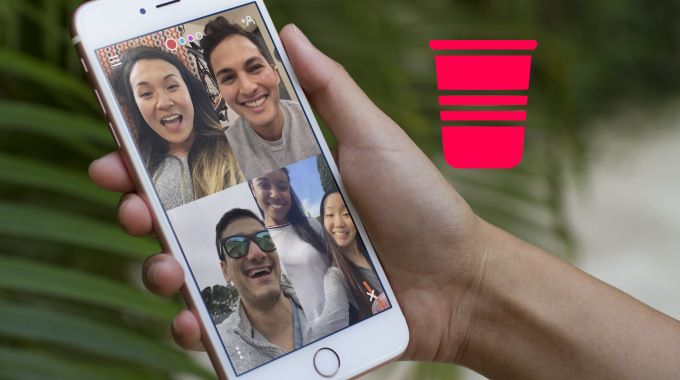 You rarely broadcast but 1M people chill live on Houseparty #Startups #Tech
