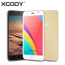 XGODY MT6580 D11 5.5 дюймов 3 Г Смартфон Quad Core 1 ГБ RAM 8 ГБ ROM Android 5.1 1280*720 Мобильный Телефон Dual SIM 8.0MP GPS Wi-Fi //Цена: $73 руб. & Бесплатная доставка //  #electronics #гаджеты