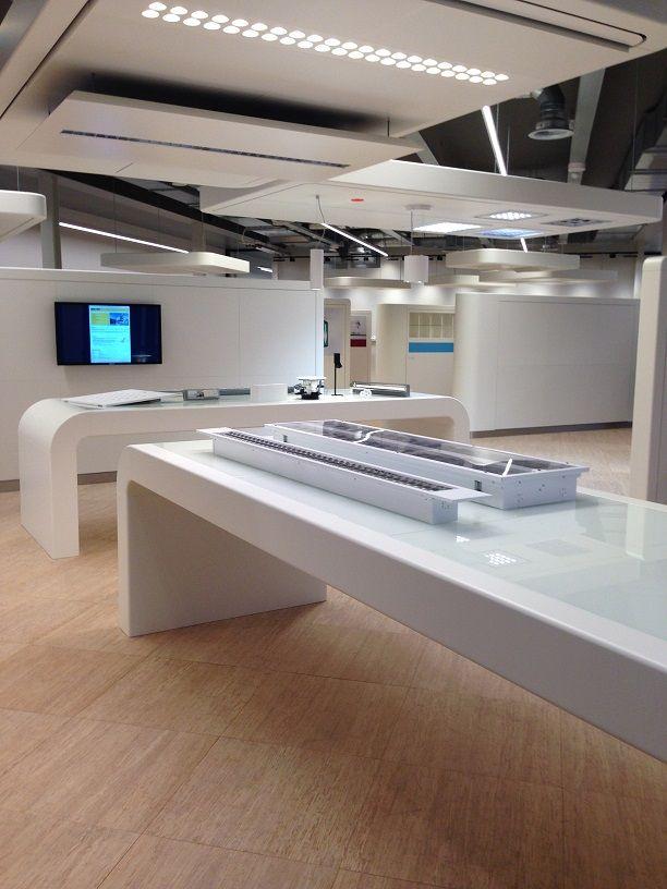 Showroom van ETAP