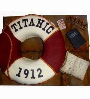 Titantic Life Ring