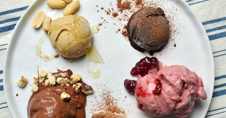 recept na Zdravá fitness zmrzlina z jediné ingredience + 5 variant