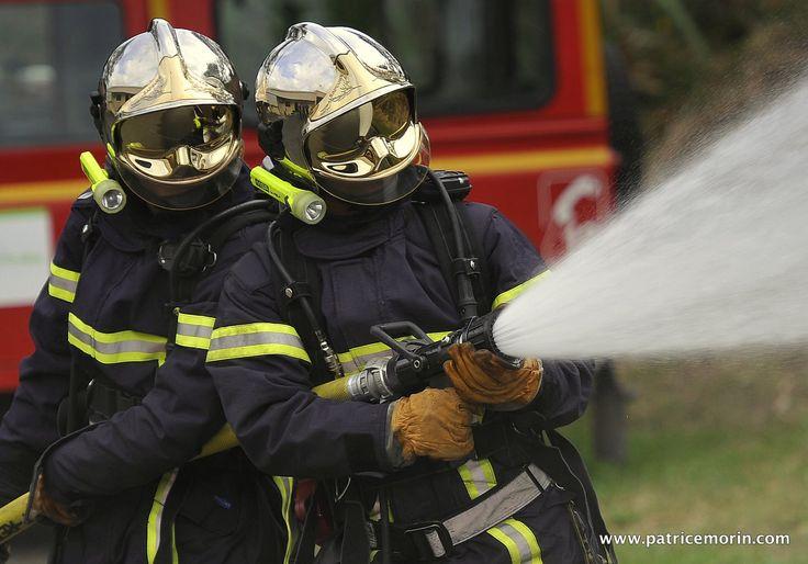 pompier  | Pimpon, l'Homme à la voiture rouge