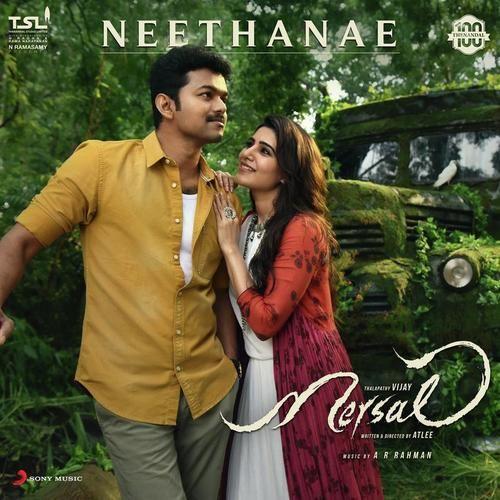 Mersal [Neethanae] (2017) FLAC Songs Download [Lossless Quality] - Tamil HD Audio