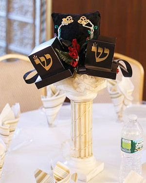 bar mitzvah tefillin centerpieces | home floral centerpieces bar mitzvah centerpieces about us contact