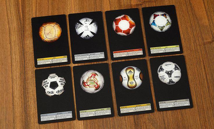 Original WM und EM Fußbälle vom Profi fotografiert