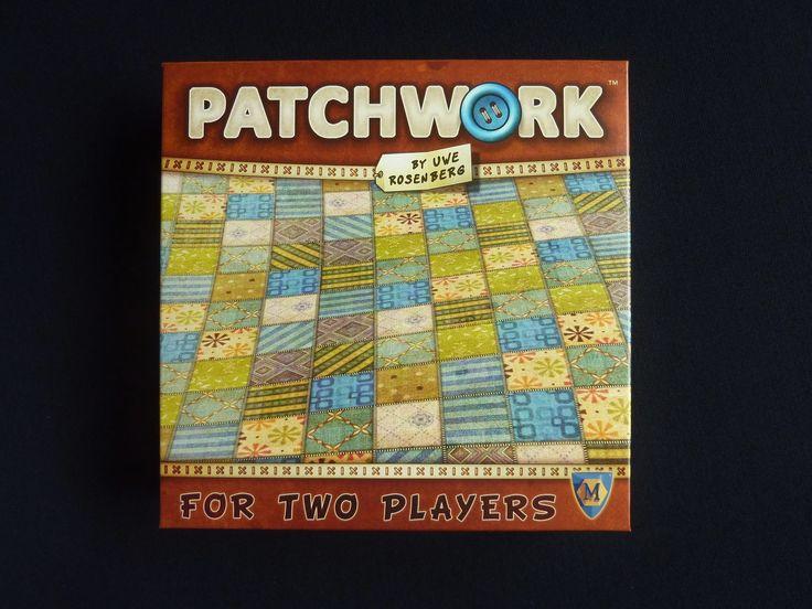 Patchwork Game by Uwe Rosenburg