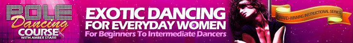 Fitness Equipment: Beginner Pole Dance – Dvd Pole Dance Fitness – Bas...