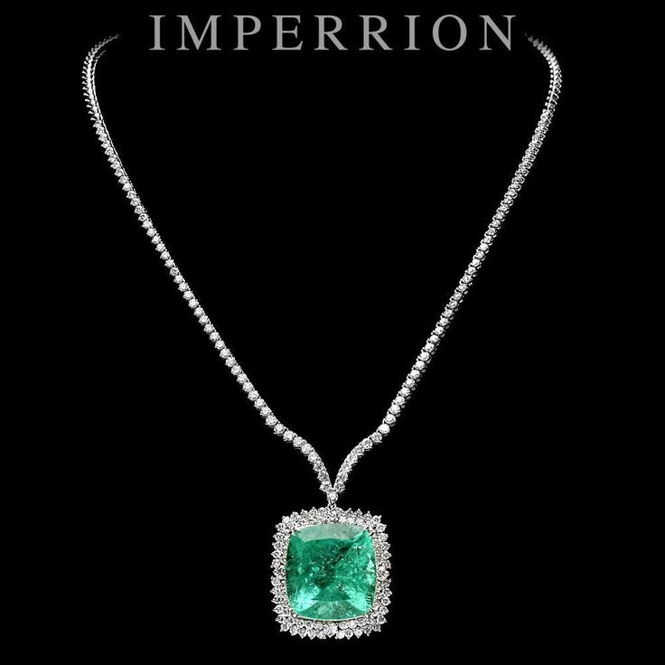 30 best Emerald Necklaces images on Pinterest