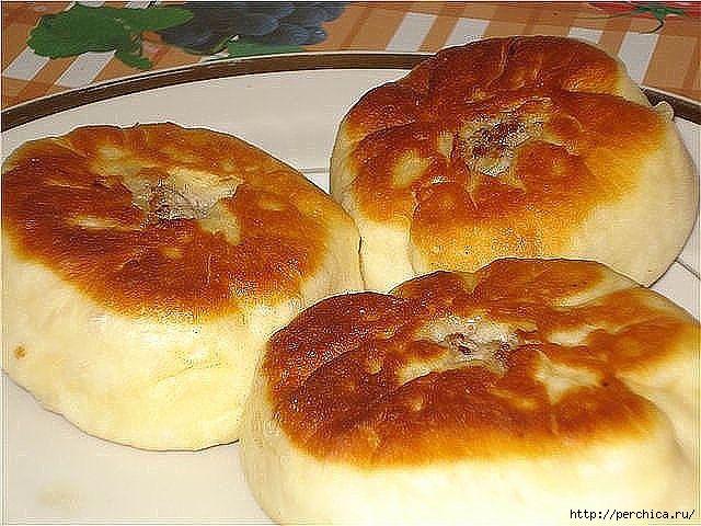 Тесто для пирожков и беляшей