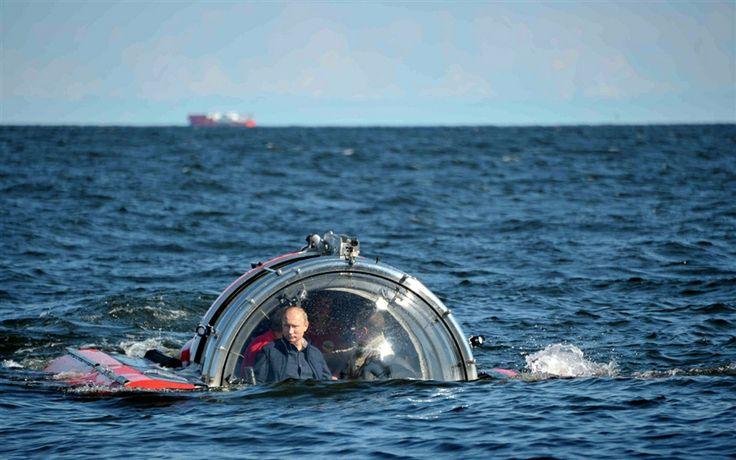 Putin sub.
